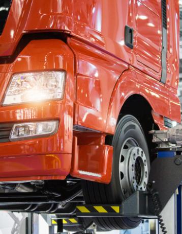 Servicio de mantenimiento de Renault Trucks en Murcia y Albacete