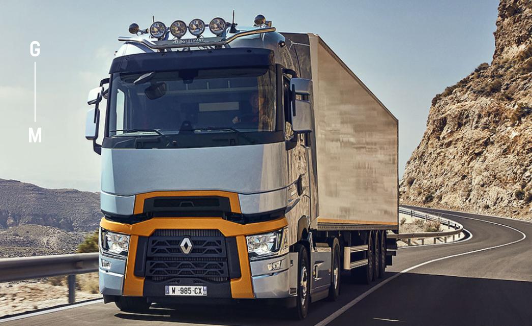 Camión Renault Trucks en Murcia y Albacete