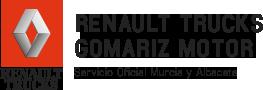 Renault Trucks en Murcia y Albacete logo