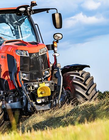 Garantía de 2 años en maquinaria agrícola Kubota en Murcia y Albacete