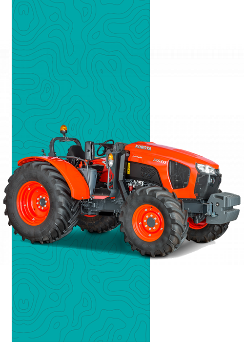 Tractor especial Kubota en Concesionario en Murcia y Albacete