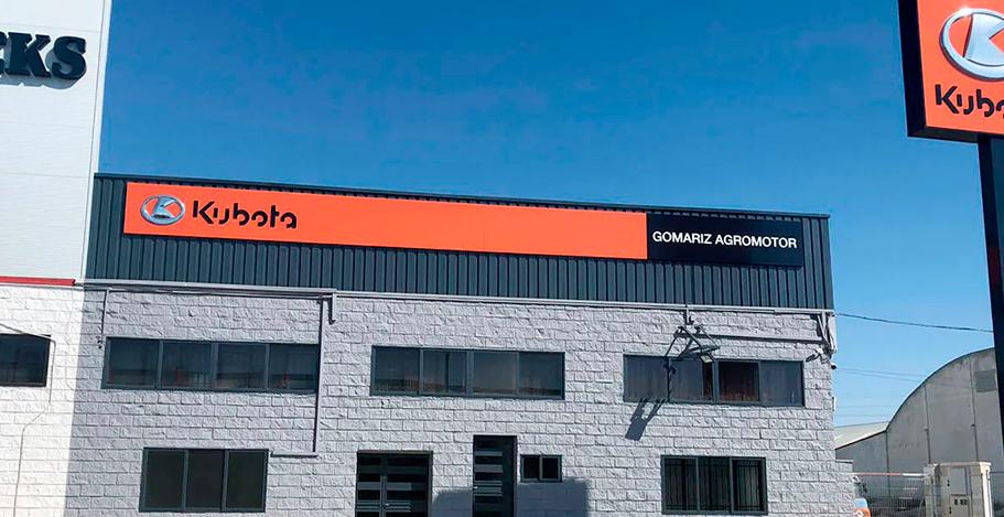 Concesionario Kubota en Albacete