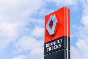 Nuevo centro de adaptación de Renault Trucks en Blainville Sur Orne