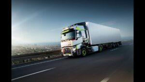 Renault Trucks T01 Racing en carretera
