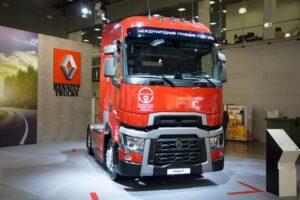 Renault Trucks en fábrica Bourg en Bresse