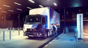 Renault Trucks vehículo eléctrico